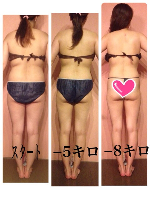 5 キロ 痩せる に は